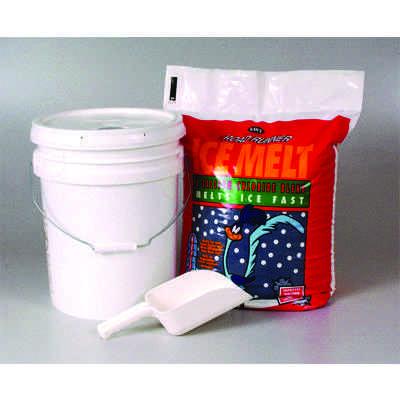 Road Runner Magnesium Chloride Ice Melt Kit