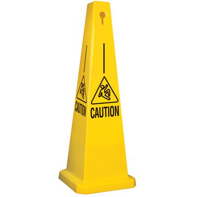 Caution Safety Cone