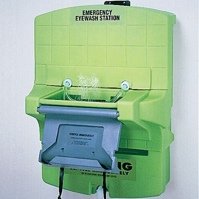 Self-Contained Eyewash