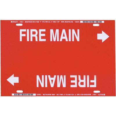 Fire Line - Setmark® Snap-Around Fire Protection Markers