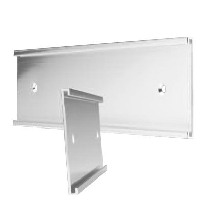 Single Slot Sign Holder