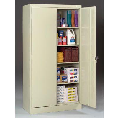 18-deep Tennsco Storage Cabinets