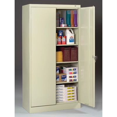 24-deep Tennsco Storage Cabinets