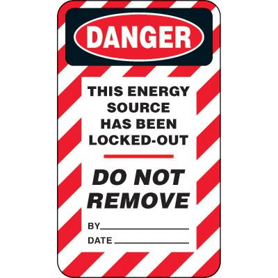 Switch Lockout labels