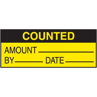 Counted Label