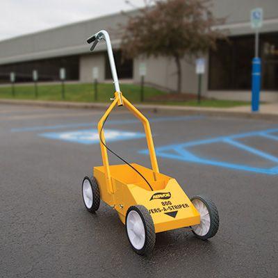 Portable Parking Lot Striper AERVOE 800