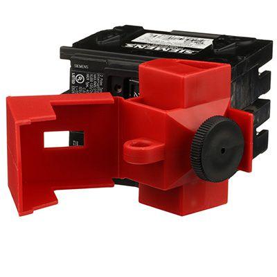 Brady 65397 Red 480/600 Volt Circuit Breaker Lockout