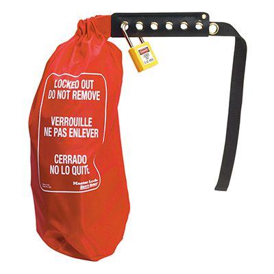 Master Lock® Oversized Plug & Hoist Control Cover 453L