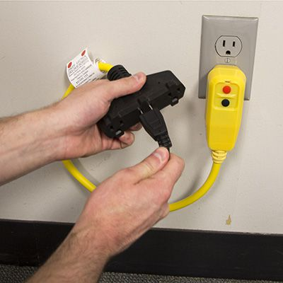 Ground Fault Circuit Interrupters w/ 24 Cord