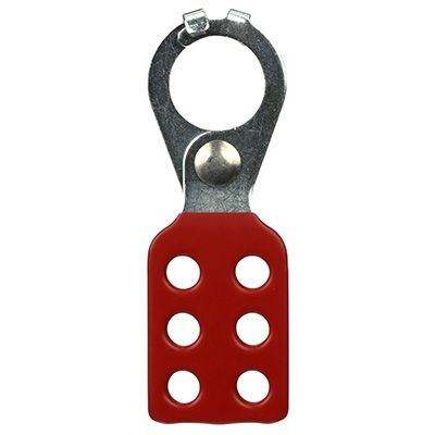 Safety Lock-Out-1 W/Tab / Red American ED-CO ED-600
