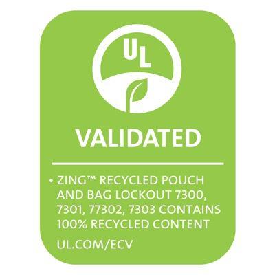 Zing® RecycLockout Lockout Bag Kit