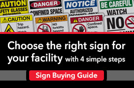 Sign Buying Guide