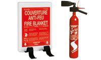 Incendie et évacuation