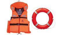 Secours en mer - Bouées de sauvetage