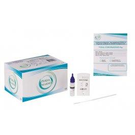 Test Covid 19 antigénique nasal ou salivaire Toda Coronadiag®