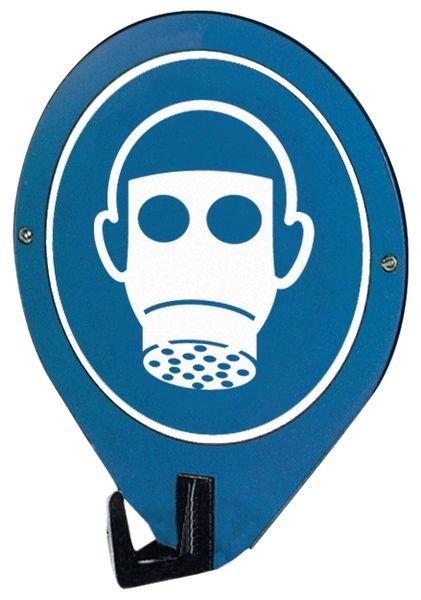 Crochet Masque anti-gaz