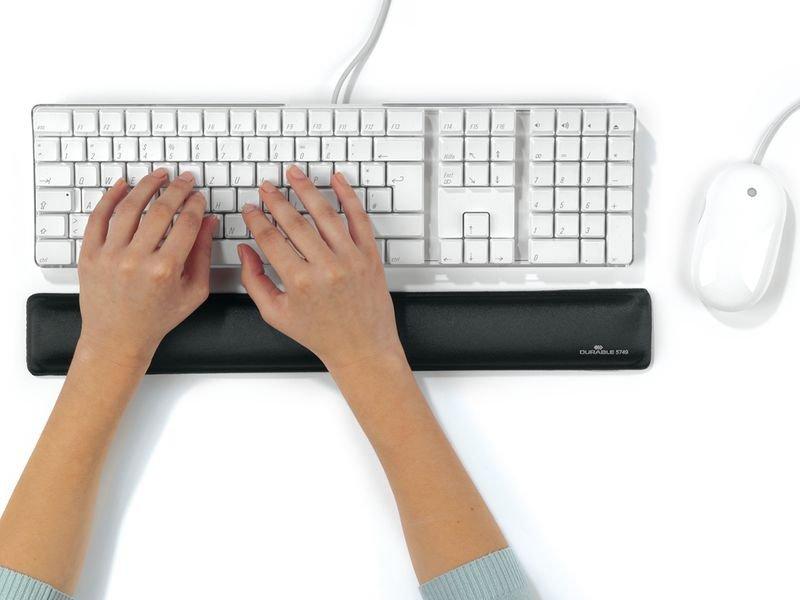 Repose-poignets ergonomique pour clavier