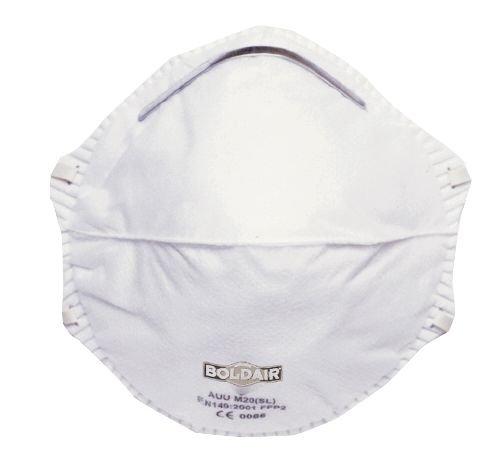 Masque anti-poussières classe FFP2