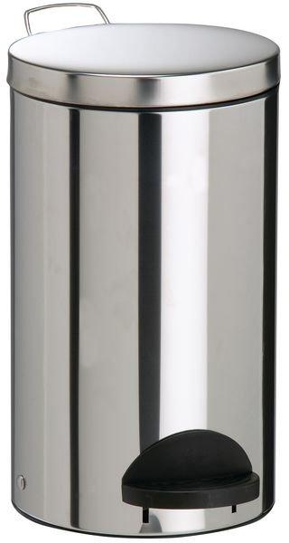 Poubelles à pédale en acier inoxydable 3 à 30 litres