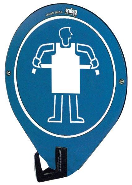 Crochet Porte Blouse-EPI avec pictogramme