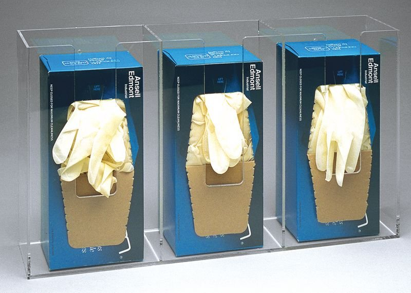 Support gants multi-tailles