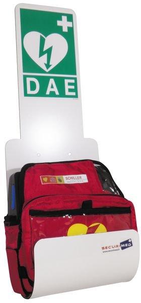 Station pour défibrillateur Zoll AED® Plus ou Schiller