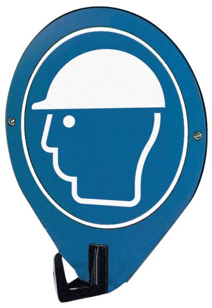 Crochet rangement casques de protection EPI