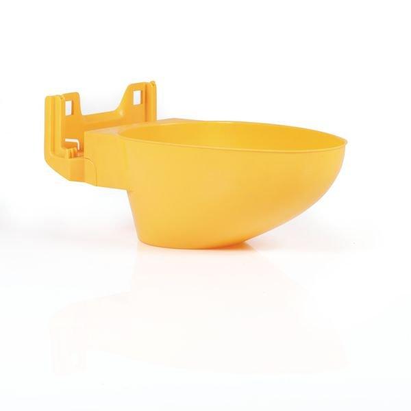 Bassin pour fauteuil roulant d'aisance