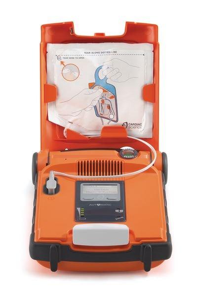 Défibrillateur Powerheart AED G5 avec capteur RCP