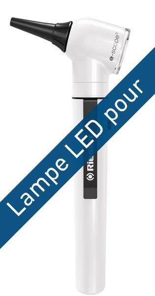 Lampe Otoscope E-scope®