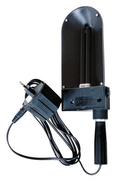 Lampe de Wood à lumière noire portable 9 Watts LID