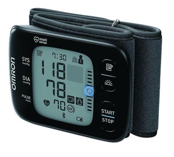 Tensiomètre électronique poignet connecté Omron RS7 IT