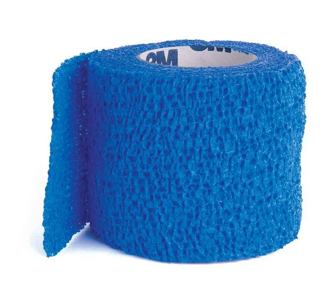 Bande Coban bleue