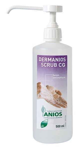 Savon antiseptique Dermanios Scrub CG