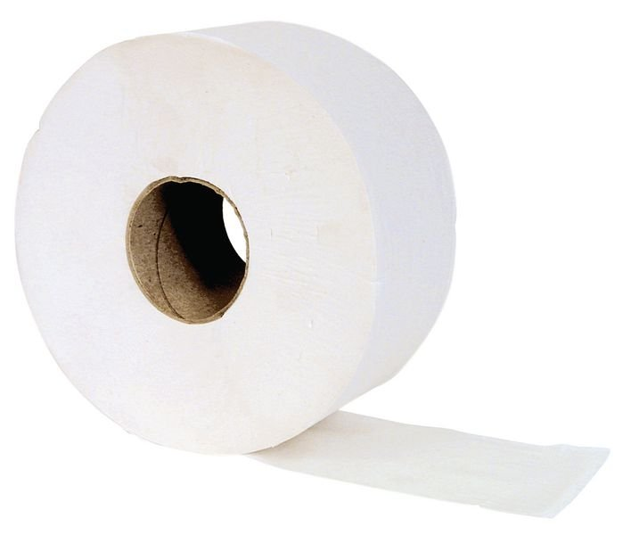 Rouleaux de papier toilette géants