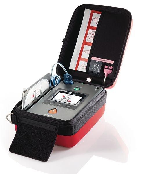Electrodes/patchs pour défibrillateur HeartStart FR3
