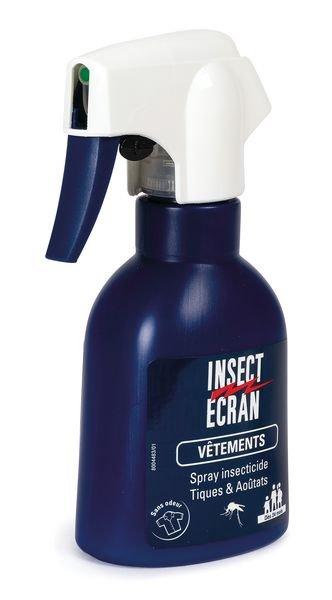 Insect Ecran Vêtements : répulsif insectes