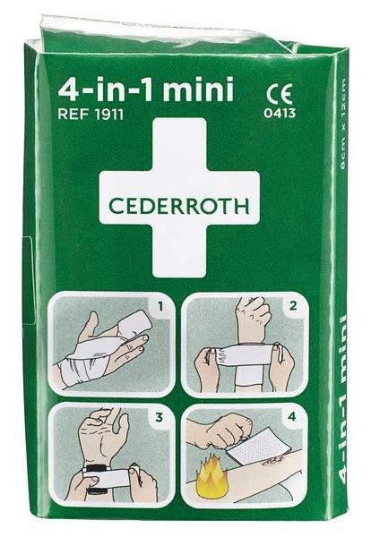 Compressif petit modèle Cederroth