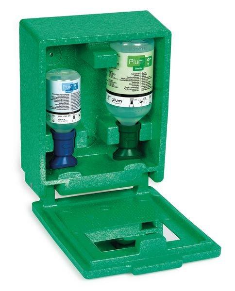 Coffret lavage oculaire 200 ml pH Neutral + 500 ml rinçage