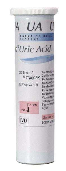 Réactifs Reflotron Acide Urique