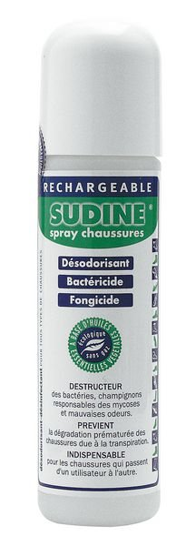 Sudine spray rechargeable 125 ml