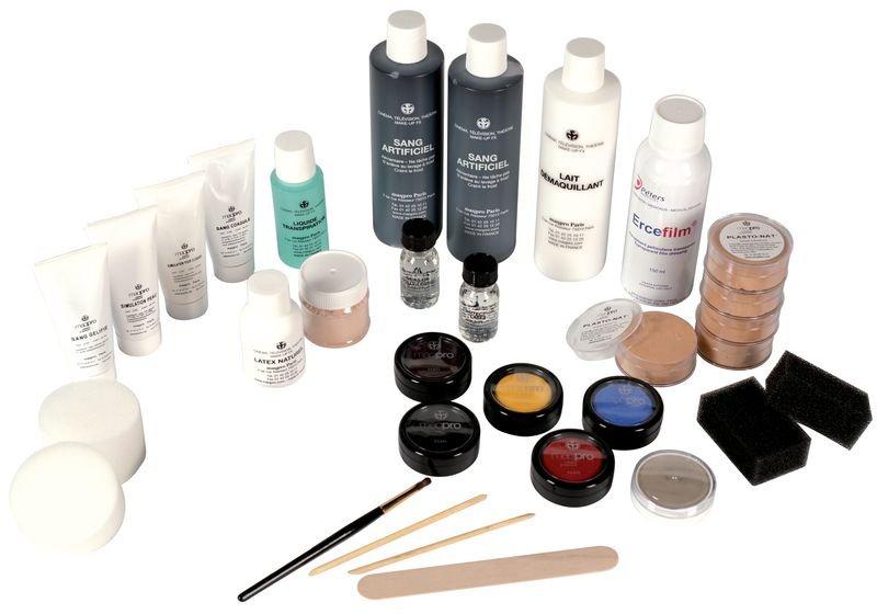 Kit de maquillage pour PSE 1 et 2