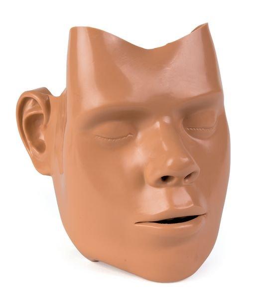 Peaux de visage Guedel Ambu Man