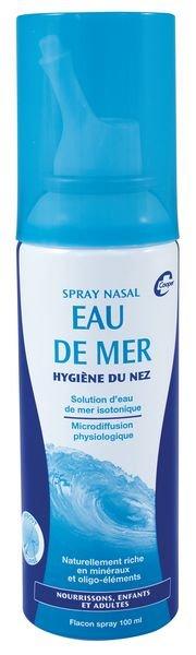 Spray nasal contre rhume et sinusite