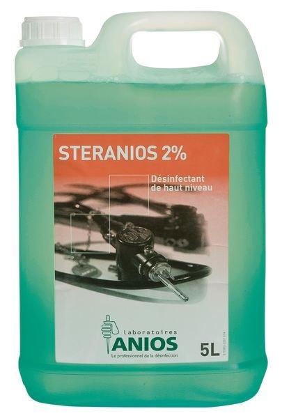 Stéranios 2% en bidon de 5 litres