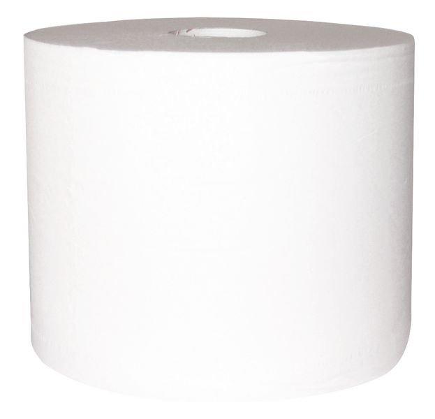 Bobines de papier d'essuyage