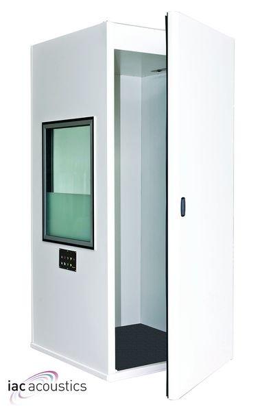 Cabine audiométrique 350 grand modèle IAC Acoustics