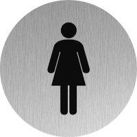 """Plaque de porte """"Toilettes femme"""""""
