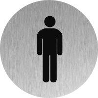 """Plaque de porte """"Toilettes homme"""""""