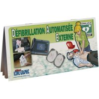 Mémento DAE arrêt cardio-respiratoire